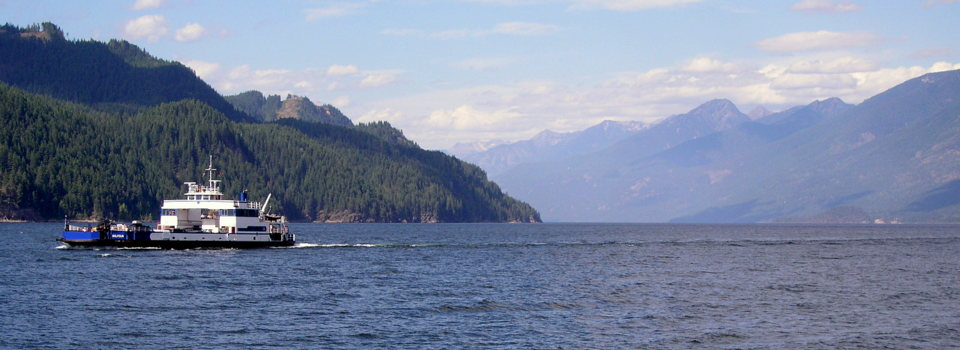 Bicycling British Columbia's Islands in the Wild (TourzPlus™)