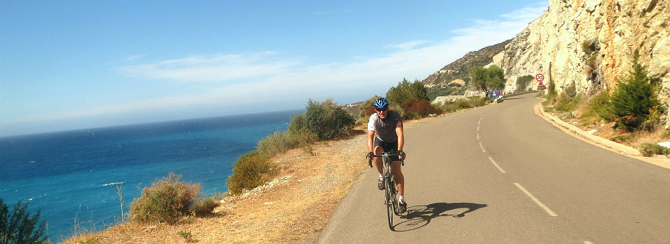 Cycling Corsica - The Island of Beauty