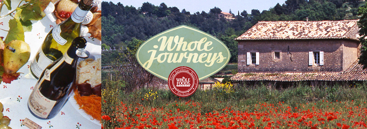 Whole Journeys: Pedaling Provence