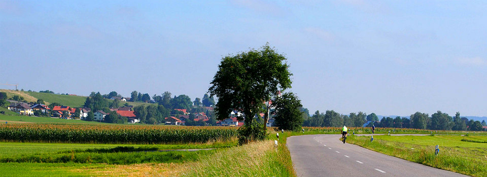 Bicycling Bavaria's Back Roads