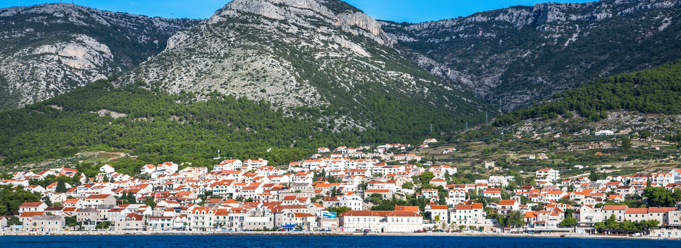 Bicycling the Islands of the Dalmatian Coast