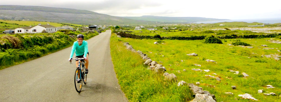 Bicycling Ireland's West Coast Plus! County Mayo