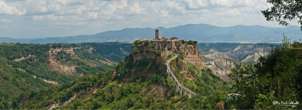 Bicycling Verdant Umbria Plus! Todi and Orvieto