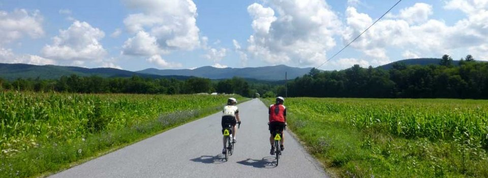 Vermont & New York's Lake Champlain Bicycling Tour (TourzPlus™)