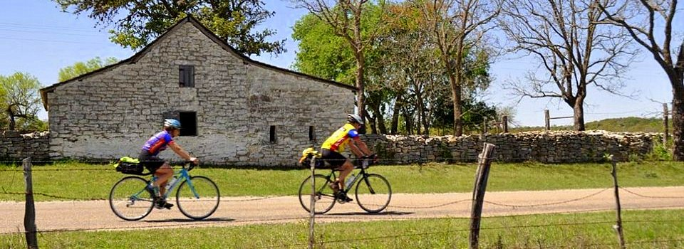 Bicycling Texas' Hill Country (TourzPlus!)