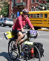 ExperiencePlus! Bicycle Tours Director of US Operations rolls into Telluride