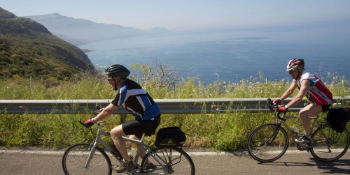 Bicycle Touring Sardinia