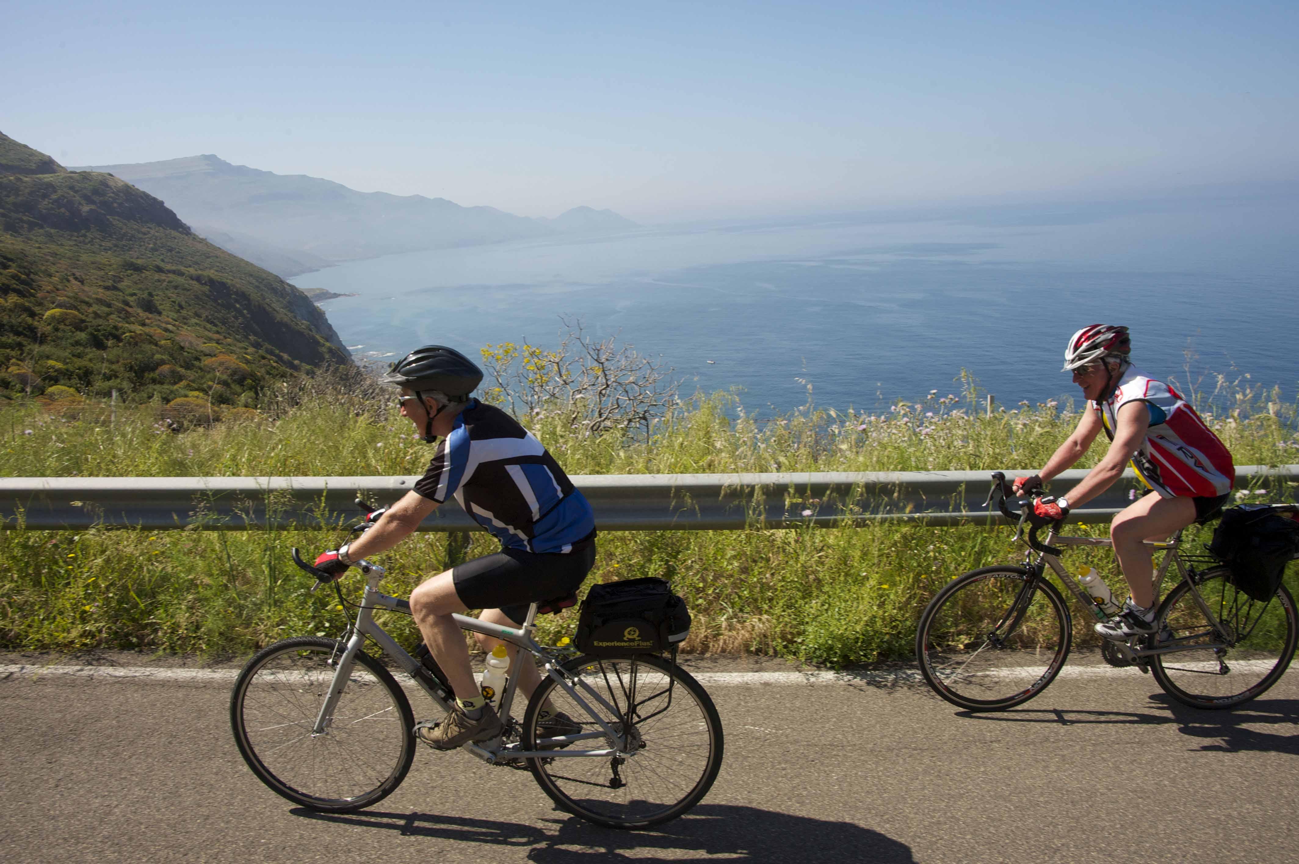 Bicycle Touring Sardinia