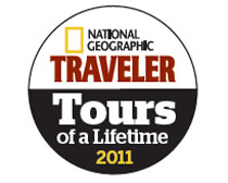 National Geographic Traveler Tours of a Lifetime
