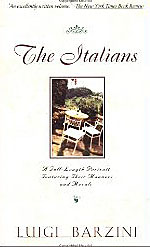The Italians by Luigi Barzini Photo Courtesy of Amazon.com