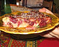 Josette's Cherry Clafoutis