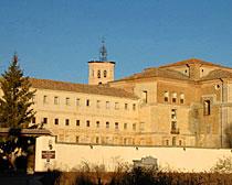 Exterior of Monasterio de San Zoilo