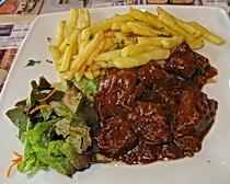 Vlaamse Stoverij or Flemish Beef Stew