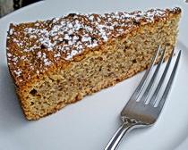 Dordogne Hazelnut Cake
