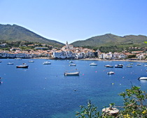 Cadaques where we'll spend two nights on the ExperiencePlus! Catalonia cycling tour.