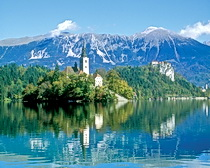 Slovenia's Lake Bled a new location for ExperiencePlus! Bicycle Tours.