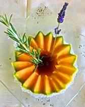 Provençal Melon with Beaumes de Venise Muscat