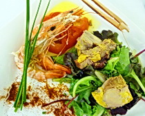 Great food Bicycling the Best of Provence with ExperiencePlus