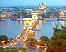 Budapest a stop along the Euro Velo 6 ExpeditionPlus! trip with ExperiencePlus!