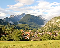 Bicycling in Slovenia with ExperiencePlus!