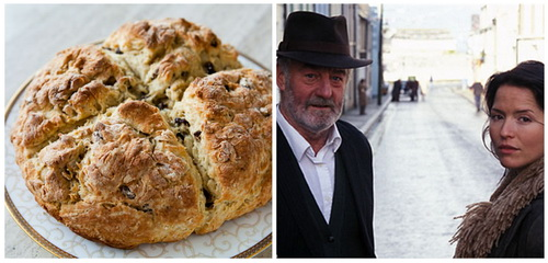 Irish Soda Bread and The Boys and Girl From County Claire