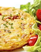 Catalonia Tortilla - image courtesy of Running Magazine - Canada