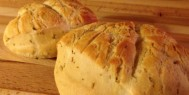 Tuscan Rosemary Bread