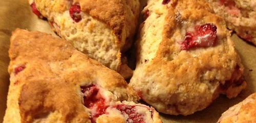 strawberry_scones