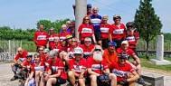 The ExpeditionPlus! Italia 150 crew