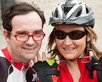 Massimo Malpezzi and Pia de Richemont