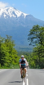 Riding with ExperiencePlus! in Patagonia's Lakes District