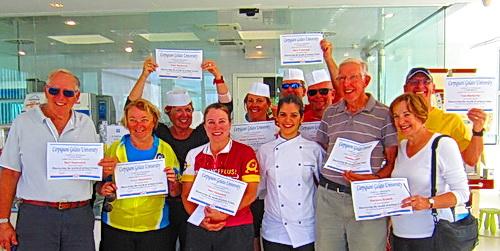 Certified experts in gelato!
