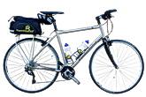 ExperiencePlus! Van Nicholas titanium frame hybrid bicycle