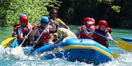 Rafting on the Futaleufu