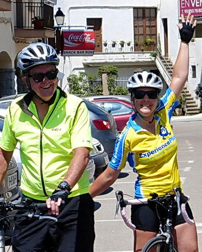 ExperiencePlus! tour leader Montse Bosch