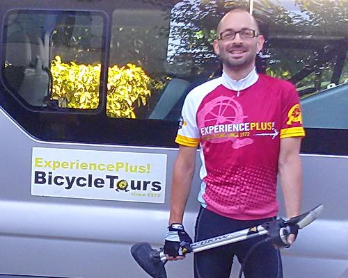 ExperiencePlus! tour leader Roberto Laghi