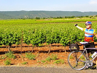 Bicycling the South of France with ExperiencePlus!