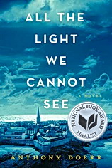 All the Light We Cannot See by Anothy Doerr