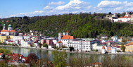 Passau, Germany phot courtesy of Wikipedia