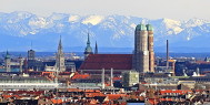 Munich and the Alps