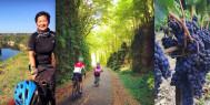 Norie Quintos Dordogne Collage