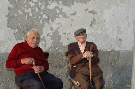 Old Men Of Puglia
