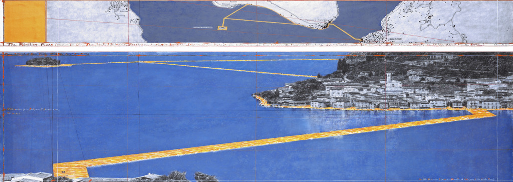 The Floating Piers Crop