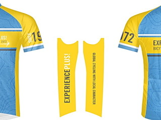 2016 ExperiencePlus! Cycling Jersey - Free for travelers