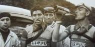 Giovanni Valetti and crew