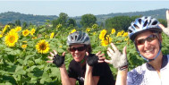 Bicycling Verdant Umbria