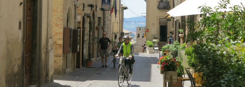Cycling Umbria