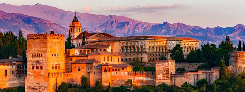 Granada - photo courtesy of Jacopo Sermasi