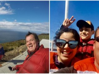 Juan Pablo Mansilla - tour leader in Chile